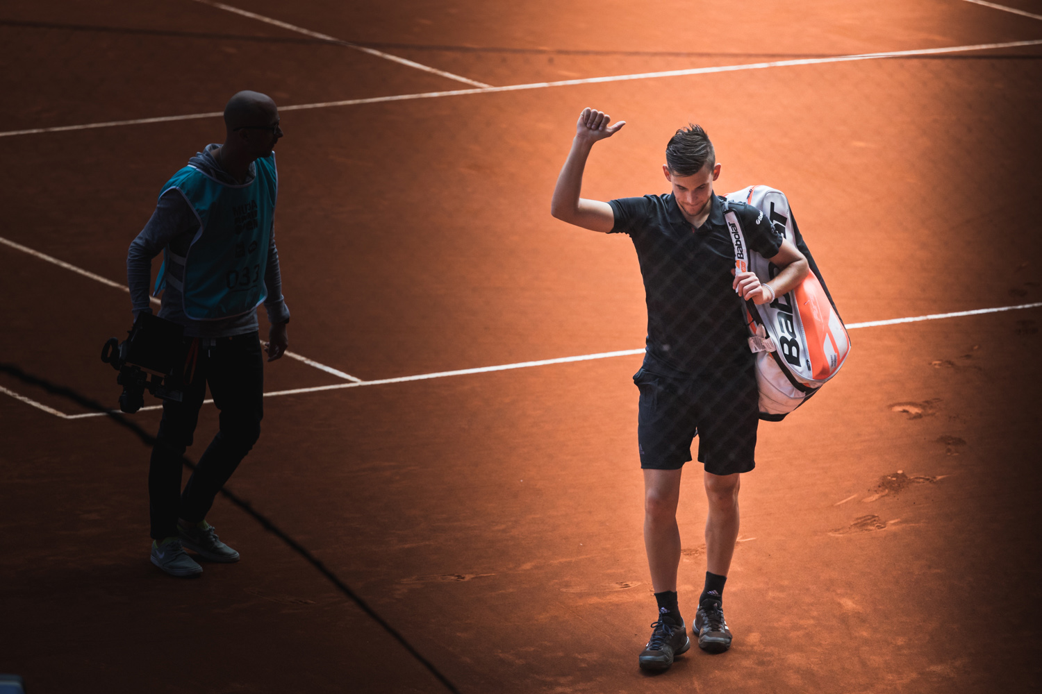 Dominic Thiem - Tennis Mutua Madrid Open